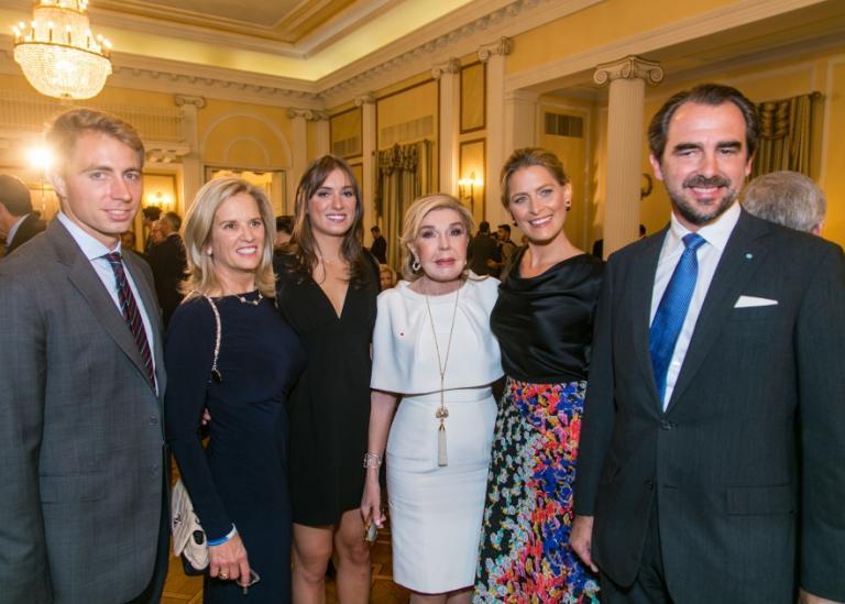 Μαριάννα Βαρδινογιάννη: Με τον Νικόλαο και την Τατιάνα Μπλάτνικ στο Προεδρικό Μέγαρο για την ομιλία του Κόφι Ανάν!   Newsit.gr