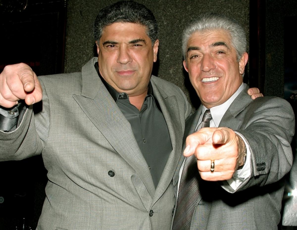 Πέθανε ο «αρχιμαφιόζος» του Sopranos Φρανκ Βίνσεντ   Newsit.gr