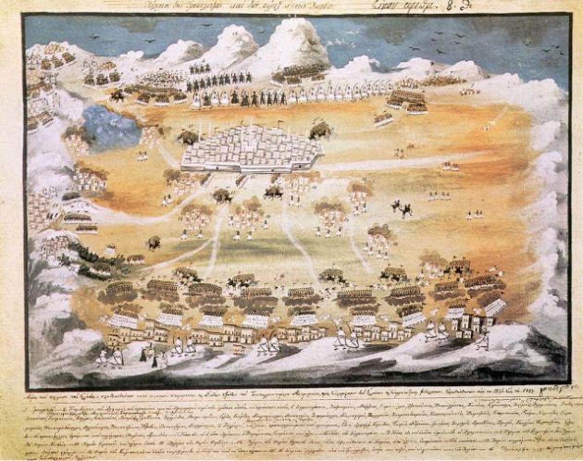 Η Άλωση της Τριπολιτσάς: Έτσι ο Κολοκοτρώνης απελευθέρωσε την Τρίπολη | Newsit.gr