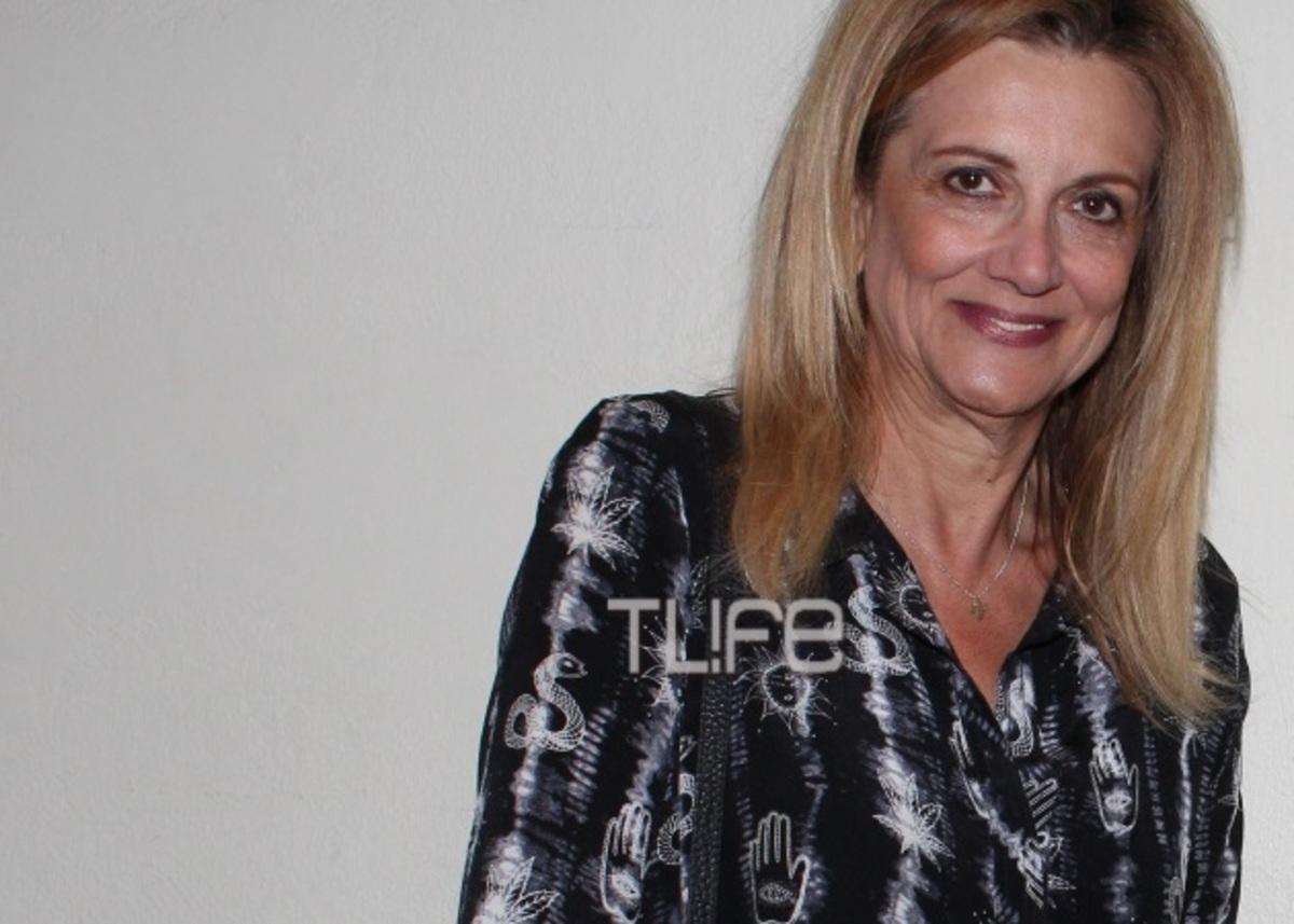 Άντα Παπανδρέου: Νέα κοσμική εμφάνιση σε θεατρική πρεμιέρα [pics] | Newsit.gr