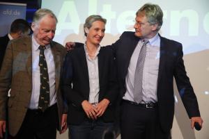 """Γερμανικές εκλογές – Αποτελέσματα: """"Πάγωσε"""" η Ευρώπη με την είσοδο του ακροδεξιού AfD στη Βουλή! """"Θα κυνηγήσουμε τη Μέρκελ"""""""