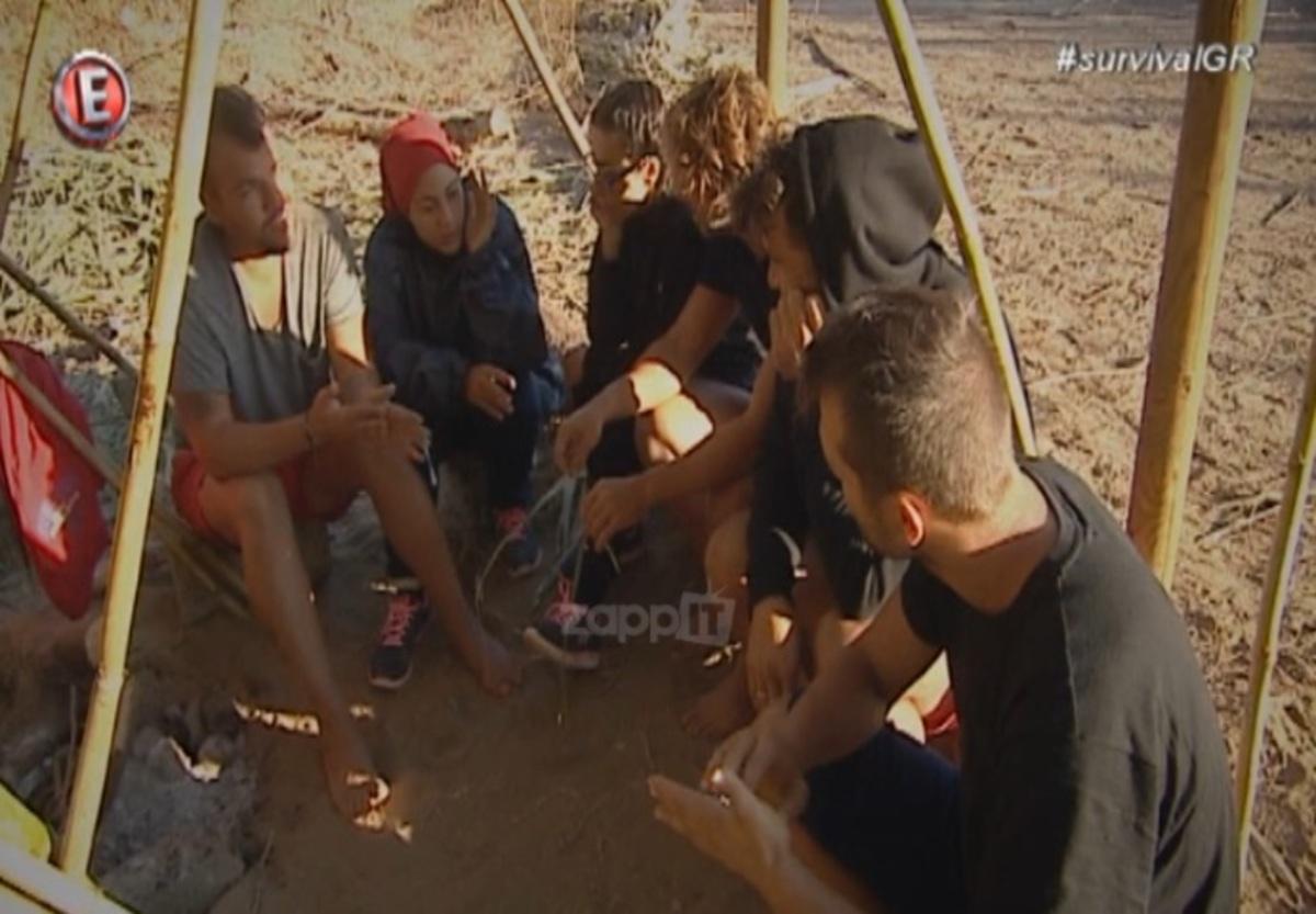 Survival Secret: Άρχισαν τα… όργανα στους Αγωνιστές! Την κατηγορούν ότι πήγε στην άλλη ομάδα και…   Newsit.gr