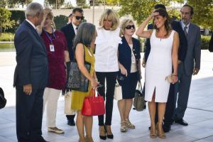 Μπριζίτ Τρονιέ: Έτσι πέρασε την μέρα της στην Αθήνα! [pics, vids]