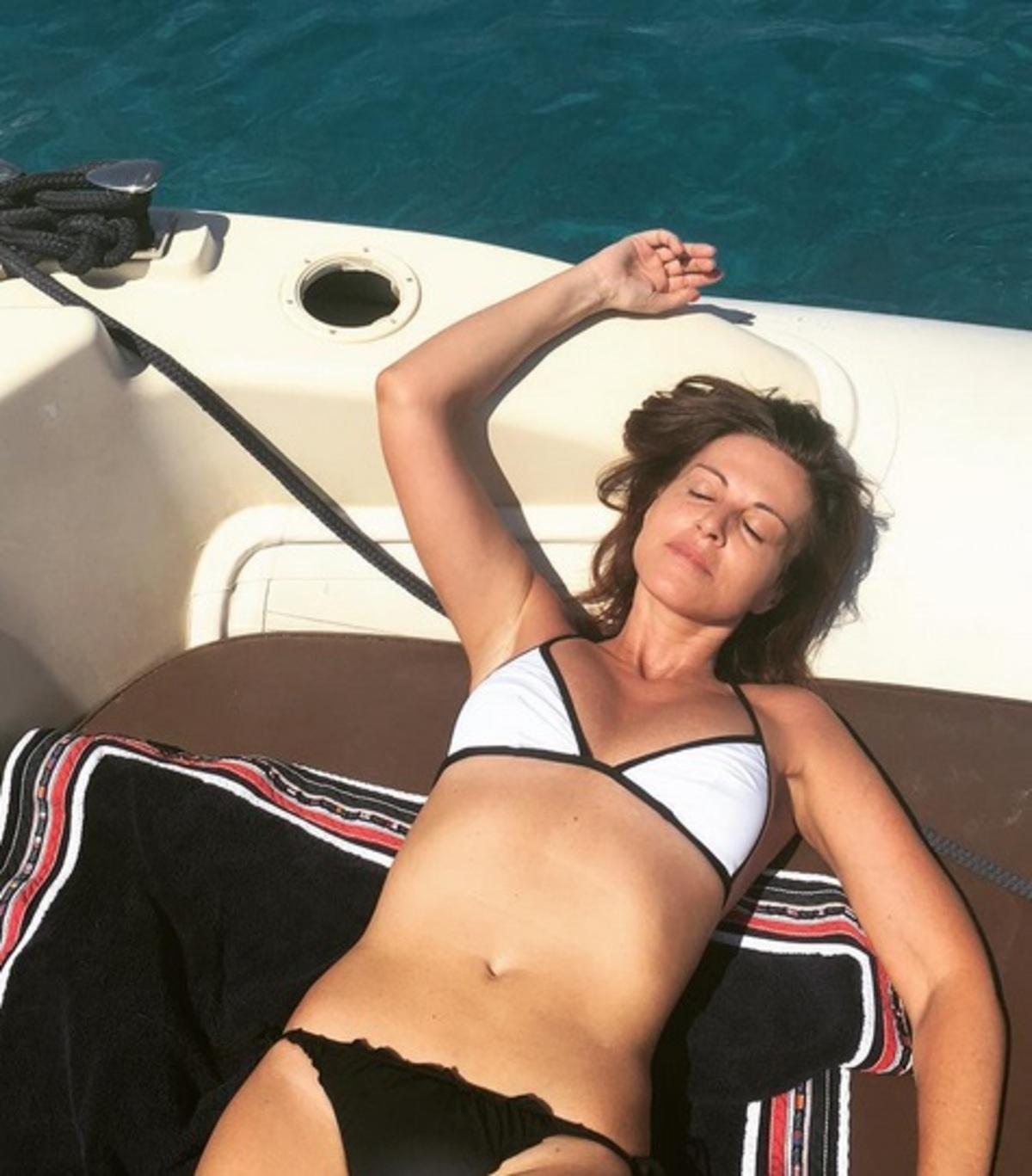 Αλεξάνδρα Παλαιολόγου: Ποζάρει ολόγυμνη στο Instagram! | Newsit.gr