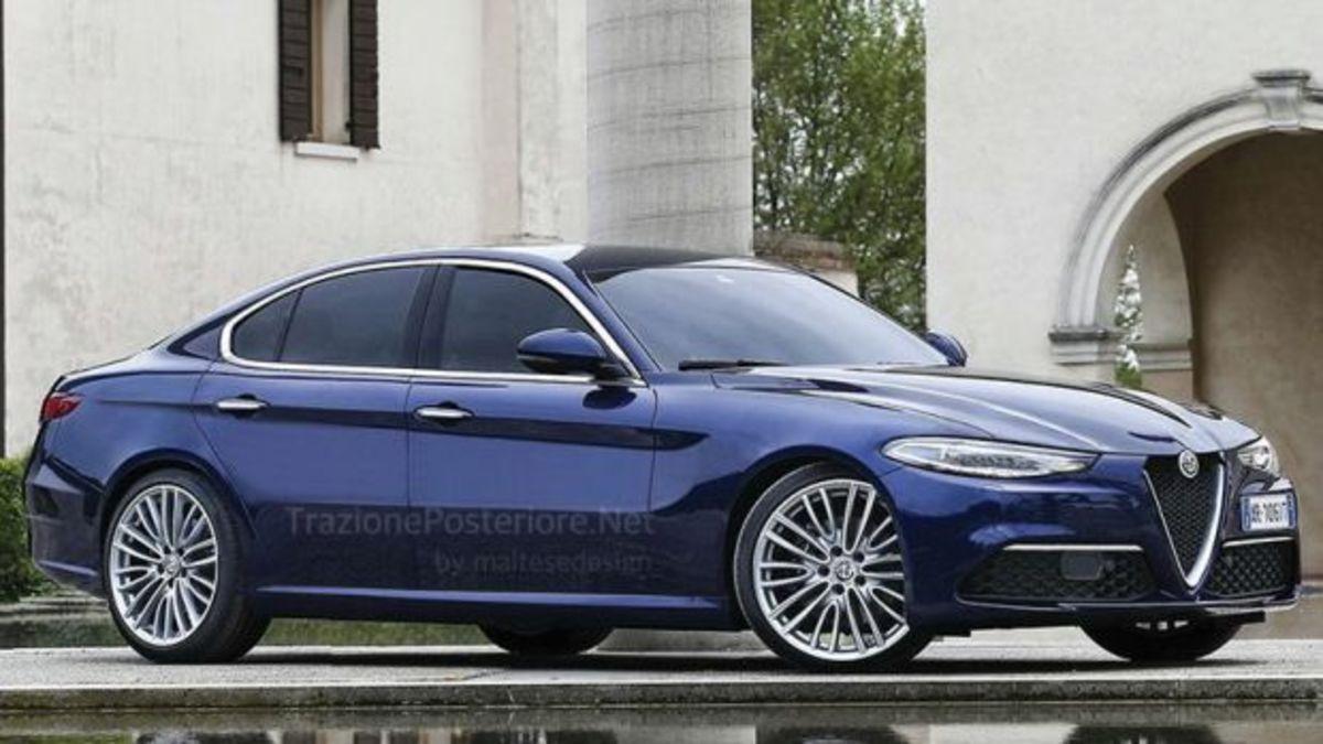 Καθυστερεί η μεγάλη μπερλίνα της Alfa Romeo | Newsit.gr