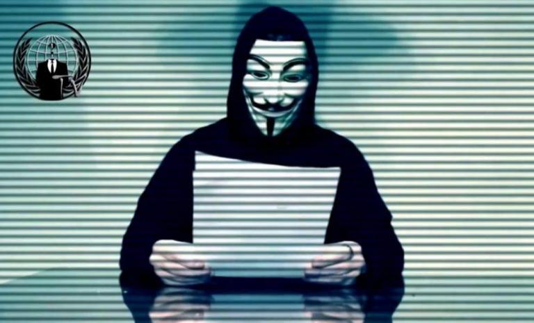 Anonymous Greece: Κάλεσμα για… Παγκόσμιο (ηλεκτρονικό) πόλεμο! | Newsit.gr