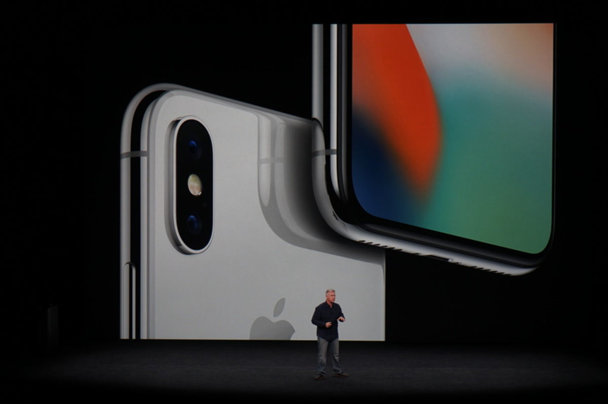 apple event64 - Αυτό είναι το επετειακό iPhone X της Apple!