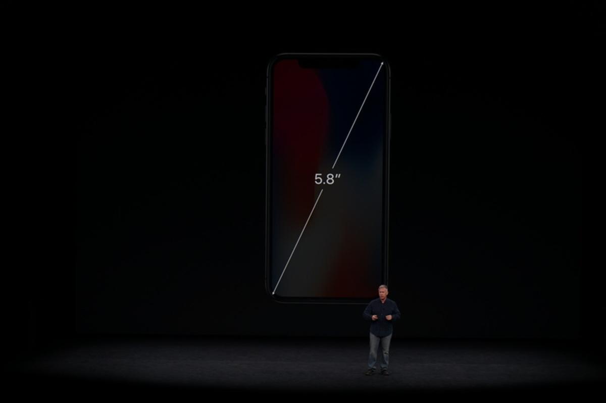 apple event66 - Αυτό είναι το επετειακό iPhone X της Apple!