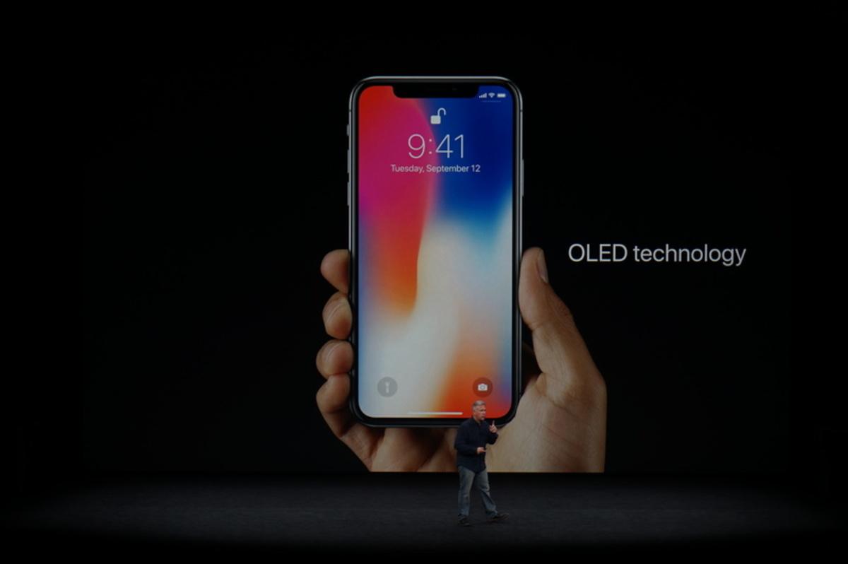 apple event68 - Αυτό είναι το επετειακό iPhone X της Apple!