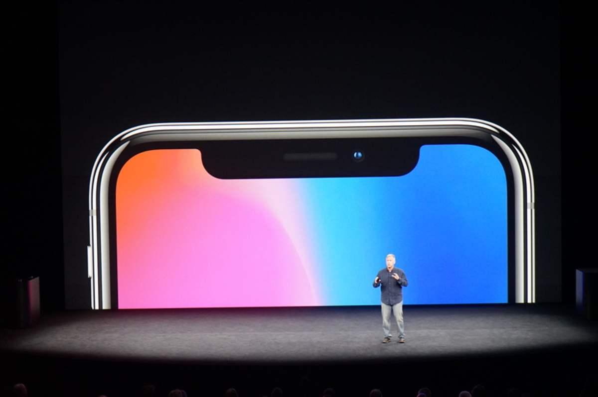 apple event69 - Αυτό είναι το επετειακό iPhone X της Apple!