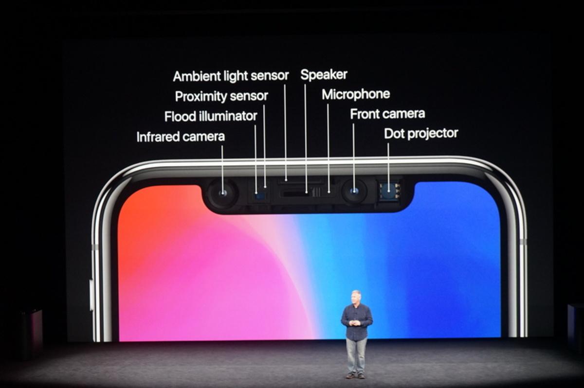 apple event71 - Αυτό είναι το επετειακό iPhone X της Apple!