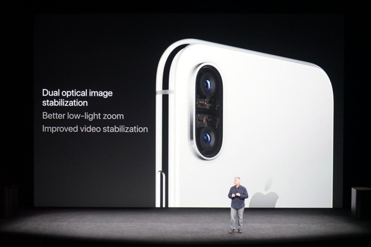 apple event79 - Αυτό είναι το επετειακό iPhone X της Apple!