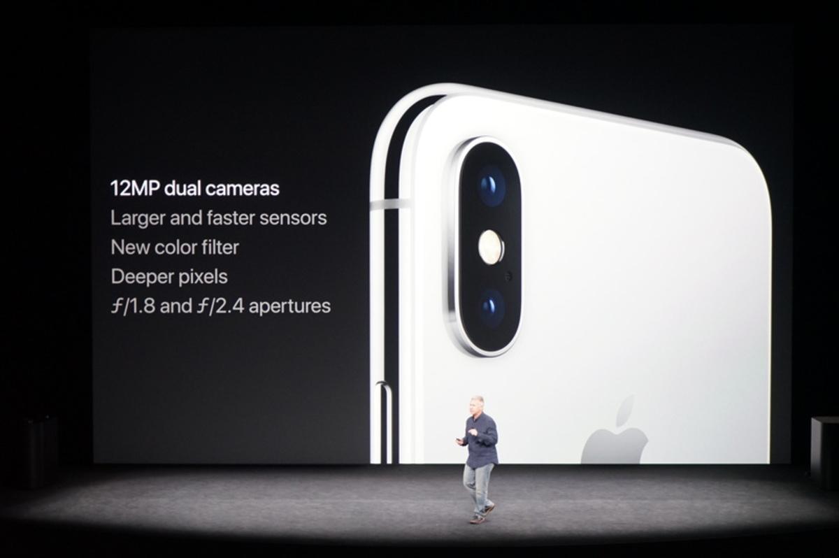 apple event80 - Αυτό είναι το επετειακό iPhone X της Apple!