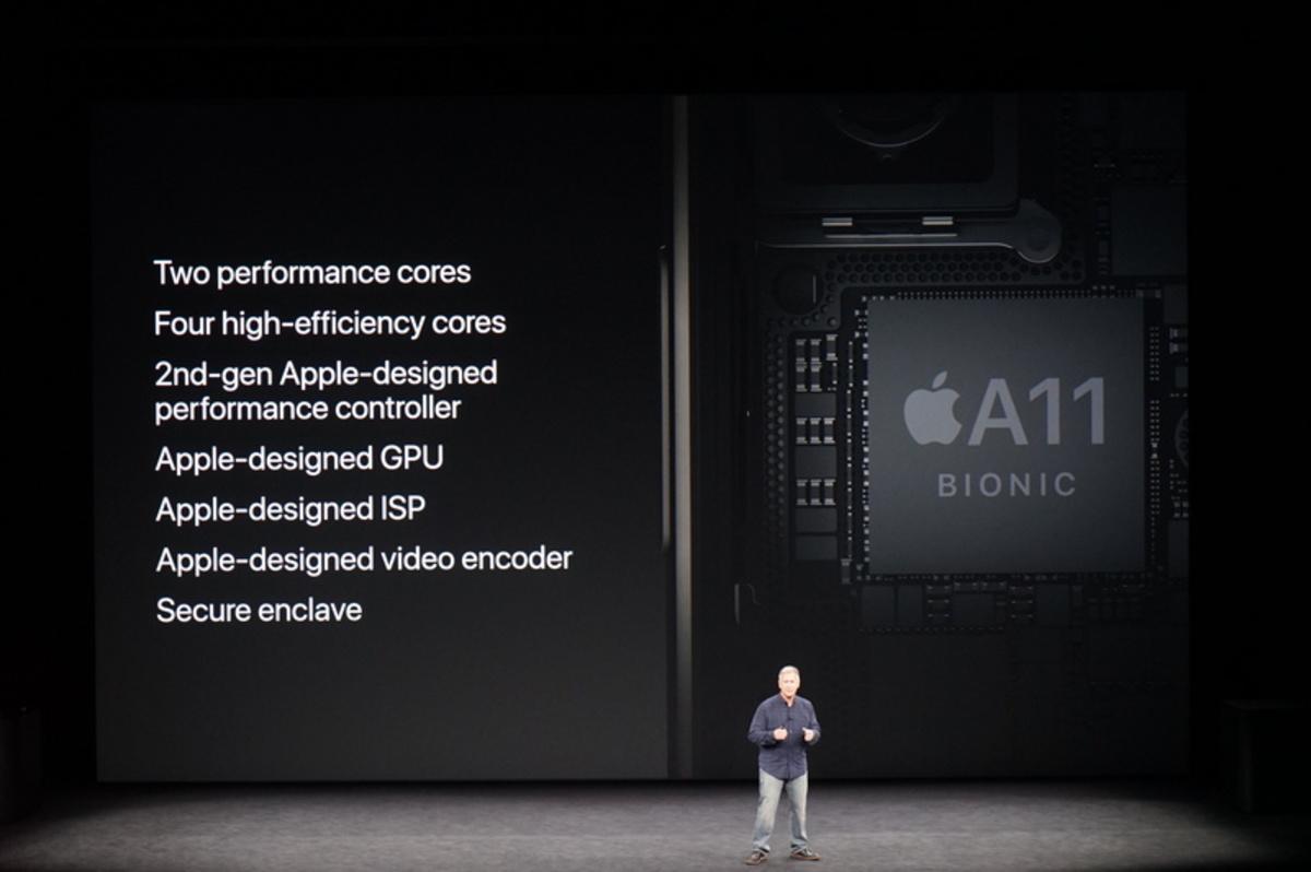 apple event82 - Αυτό είναι το επετειακό iPhone X της Apple!
