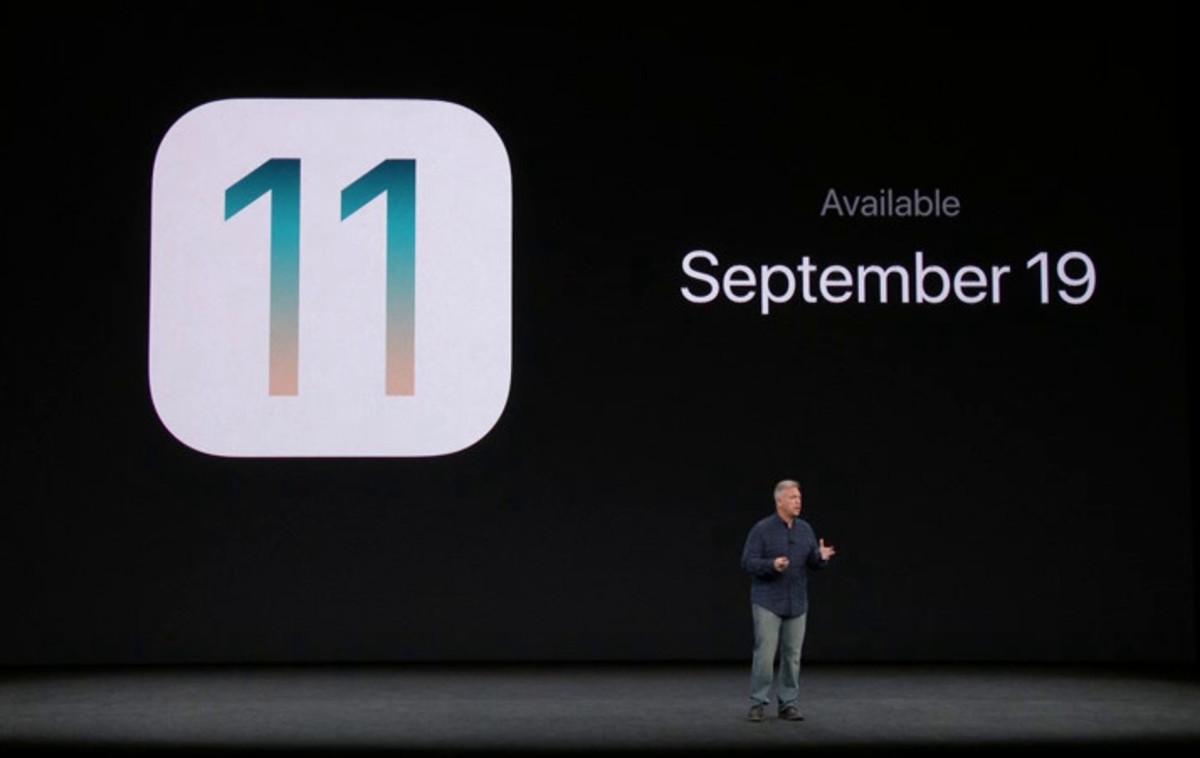 Κυκλοφόρησε το iOS 11! | Newsit.gr