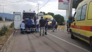 Λαμία: Βιαζόταν να πάει στη δουλειά του και τον παρέσυρε φορτηγό