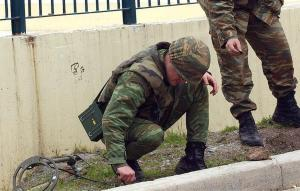 Κοζάνη: Βρέθηκαν βλήματα του Β' Παγκοσμίου πολέμου
