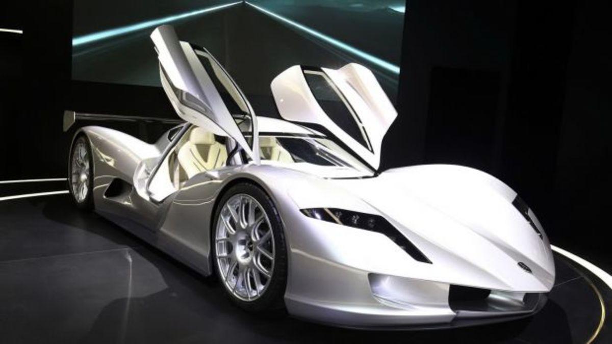 Δείτε το ταχύτερο αυτοκίνητο σε επιτάχυνση στον κόσμο [pics] | Newsit.gr