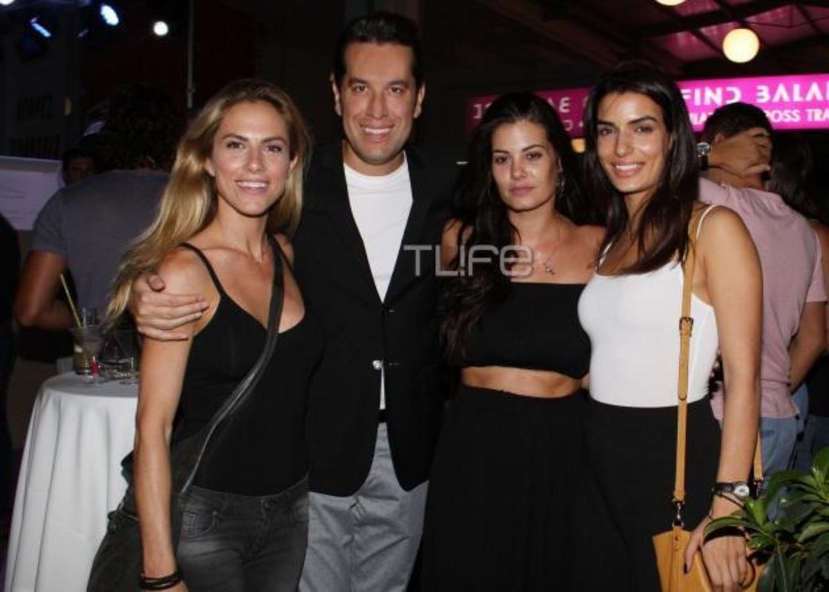 Οι celebrities στο λαμπερό opening party γνωστού γυμναστηρίου! Φωτογραφίες | Newsit.gr