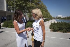 Μπριζίτ Τρονιέ: Θρίλερ ως την τελευταία στιγμή η επίσκεψη Μακρόν στην Αθήνα!