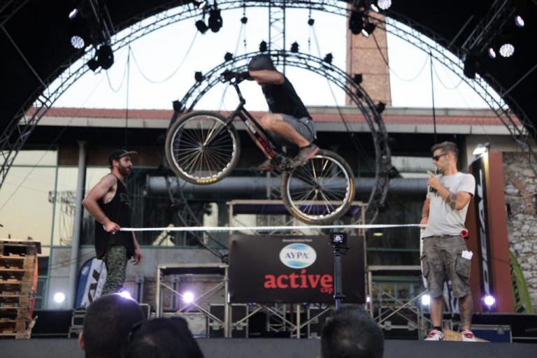 Athens Bike Festival στην Τεχνόπολη για 8η χρονιά   Newsit.gr