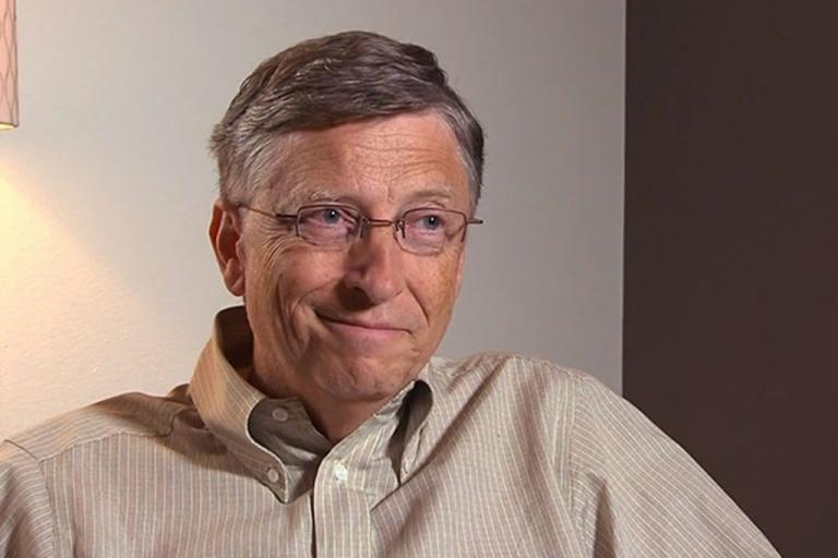 O Bill Gates χρησιμοποιεί πλέον Android smartphone | Newsit.gr