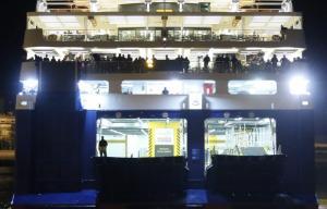 «Blue Star Patmos»: Επιχείρηση αποκόλλησής του