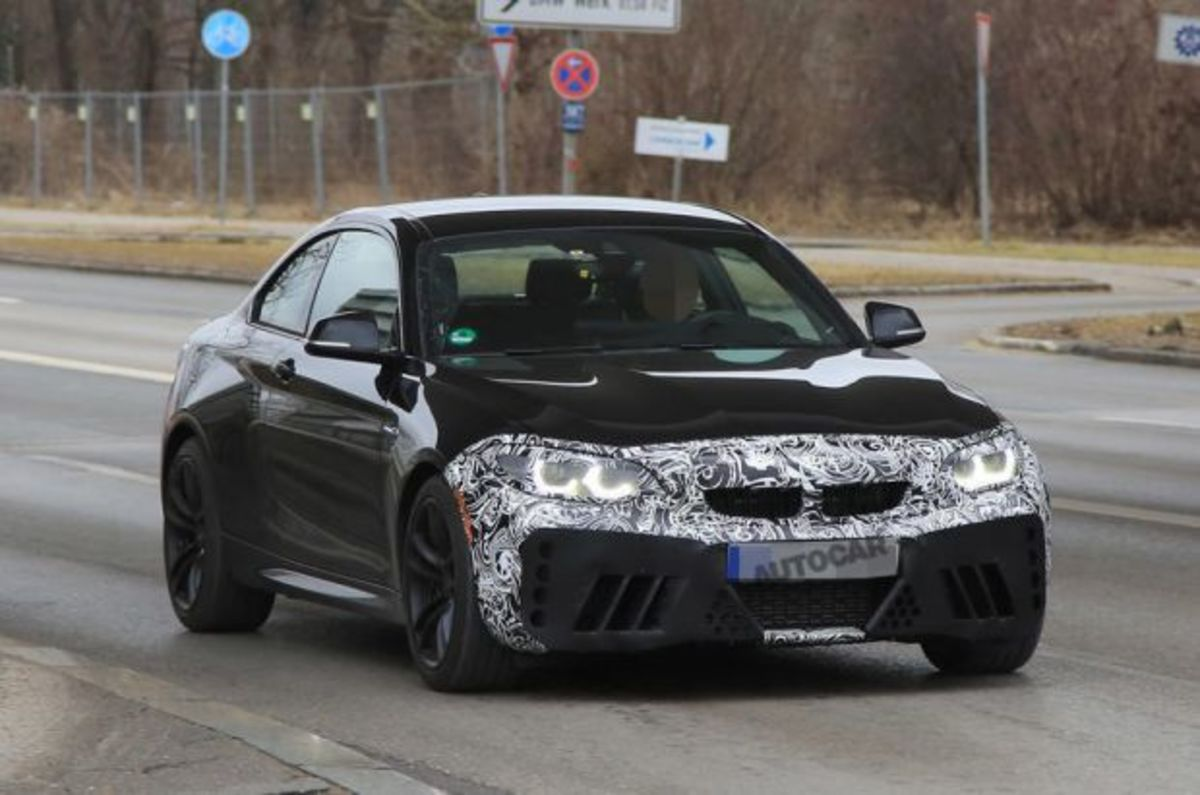BMW: Ετοιμάζει σκληροπυρηνική έκδοση CSL για τη Μ2   Newsit.gr