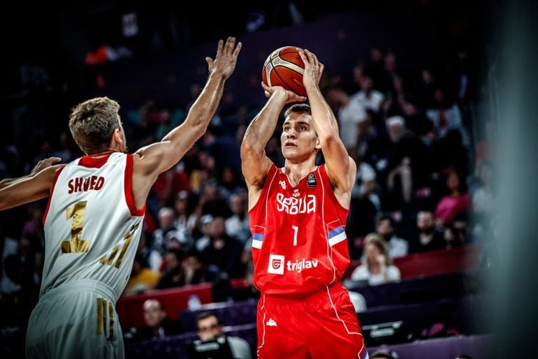 Eurobasket 2017: Ο απίθανος διάλογος μεταξύ Μπογκντάνοβιτς και Σβεντ   Newsit.gr