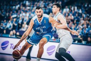 Eurobasket 2017: Αυτοί σφυρίζουν το Ελλάδα – Γαλλία