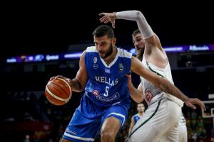 Ελλάδα – Ρωσία LIVE η μεγάλη μάχη της «γαλανόλευκης» για τα προημιτελικά του Eurobasket 2017