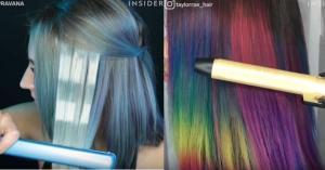 Αν βαριέστε συνέχεια τα μαλλιά σας υπάρχει λύση