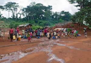 Ρέει το αίμα στην Κεντροαφρικανική Δημοκρατία