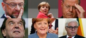 Γερμανικές εκλογές – Αποτελέσματα: Τέταρτη θητεία για τη Μέρκελ [pics, vids]