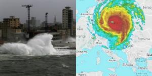 Κυκλώνας Ίρμα: «Σαρώνει» την Φλόριντα