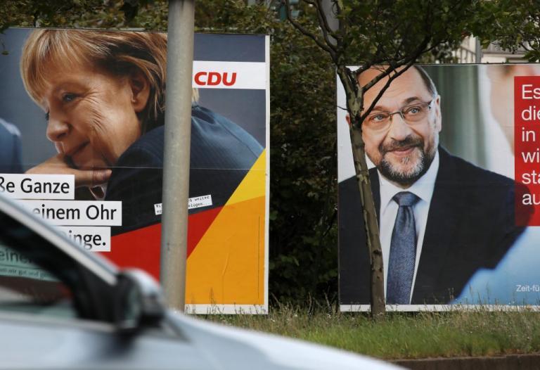 Γερμανικές εκλογές: Ντιμπέιτ Μέρκελ – Σουλτς   Newsit.gr