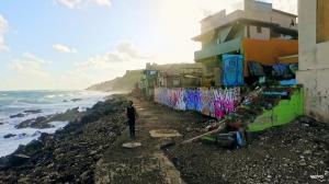Ο τυφώνας Μαρία «ισοπέδωσε» τη γειτονιά που γυρίστηκε το Despacito