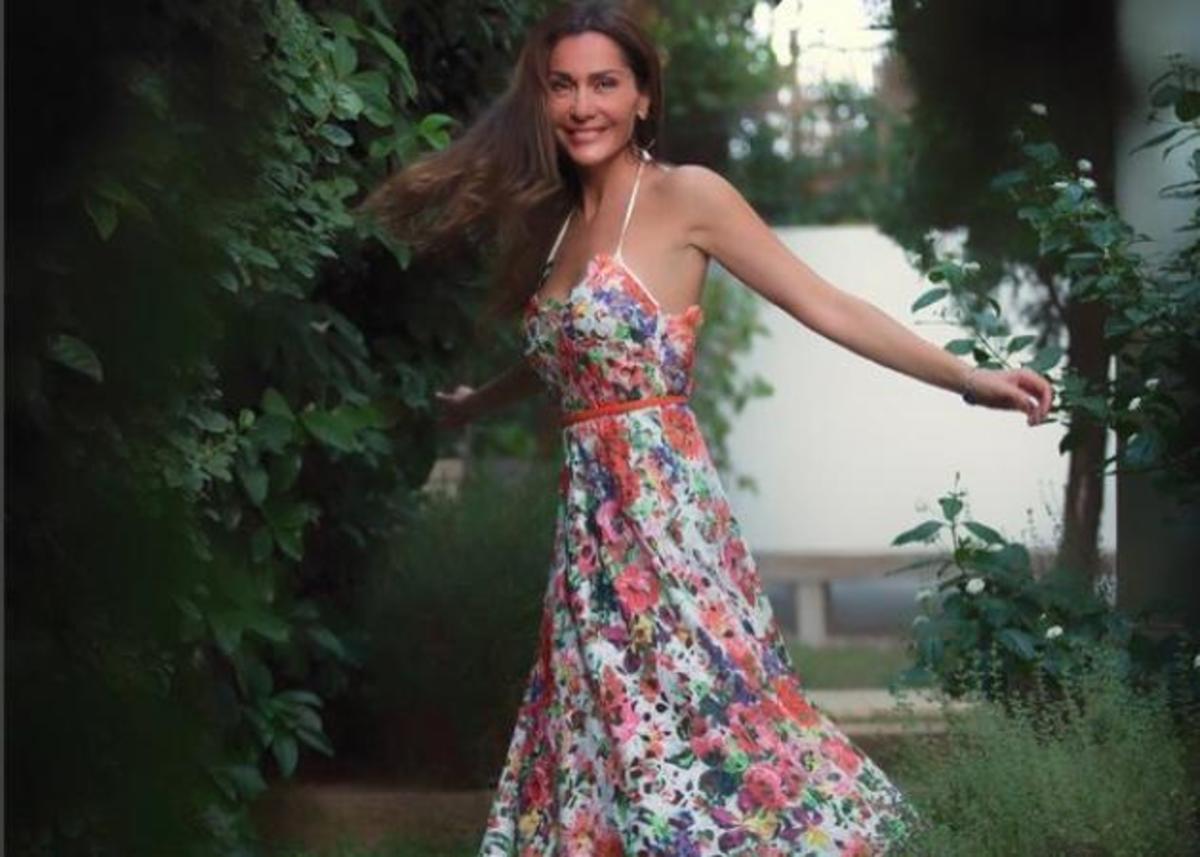 Δέσποινα Βανδή: Αποχαιρετά το καλοκαίρι και είναι έτοιμη για τη σκηνή του Ακροπόλ! | Newsit.gr