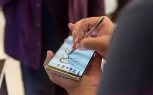 Το Samsung Galaxy Note8 εκτοξεύει την δημιουργικότητα
