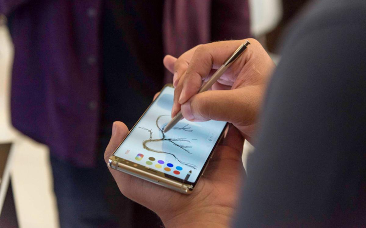 Το Samsung Galaxy Note8 εκτοξεύει την δημιουργικότητα | Newsit.gr