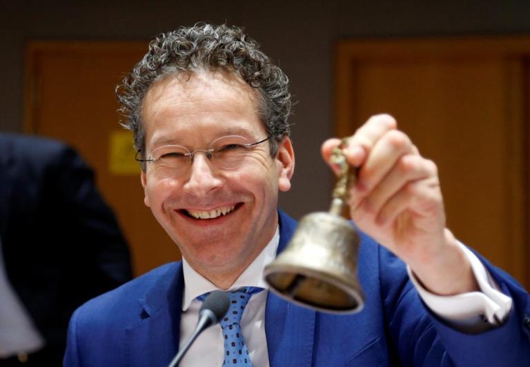 Ντάισελμπλουμ: Θέλω να είμαι πρόεδρος του Eurogroup μέχρι το τέλος της θητείας μου