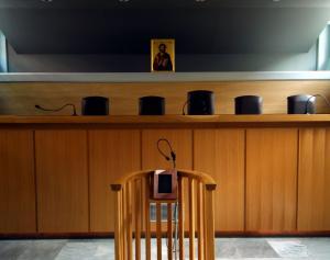 Σε εξέλιξη η δίκη κατοίκων της Χαλκιδικής για τα επεισόδια στο Δημαρχείο Αριστοτέλη