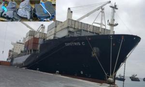 Danaos Shipping: Εμείς βρήκαμε την κοκαΐνη και την παραδώσαμε στις αρχές – Ελεύθερα τα μέλη του πληρώματος