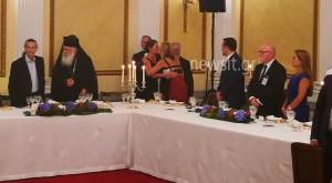 Μπέτυ Μπαζιάνα: Συνάντηση με Μαρέβα Μητσοτάκη!