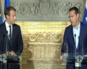 Ο Μακρόν στην Αθήνα Live: Η επίσκεψη του Γάλλου Προέδρου