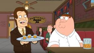 Εντουάρντ Χιλ: Όταν «έπαιξε» στο Family Guy
