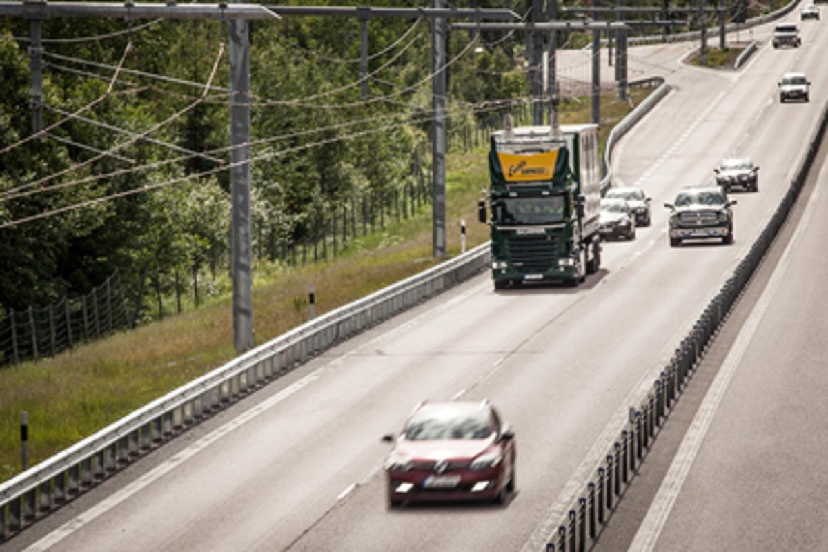 Πως το σύστημα eHighway βοηθάει τις ηλεκτροκίνητες μεταφορές; | Newsit.gr