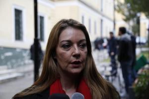 Δήλωση της Ελένας Τζούλη για το ταξίδι Καμμένου στο Λονδίνο