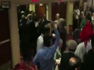 Νέα επεισόδια από σωματοφύλακες του Ερντογάν στη Νέα Υόρκη! Ξυλοκόπησαν διαδηλωτές [vids]