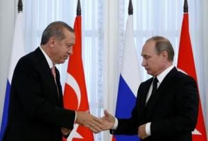 Ορίστηκε η συνάντηση Πούτιν – Ερντογάν στην Άγκυρα